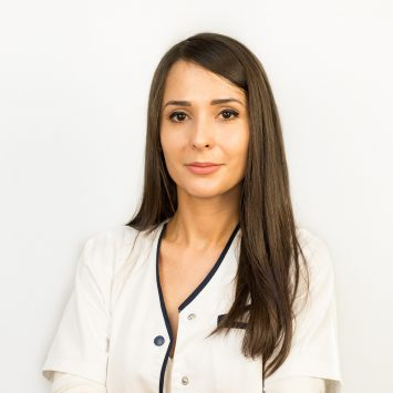 Cristina Ciucă oftalmolog