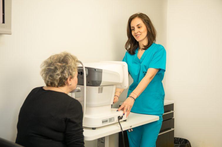 Consult oftalmologic I Care 3