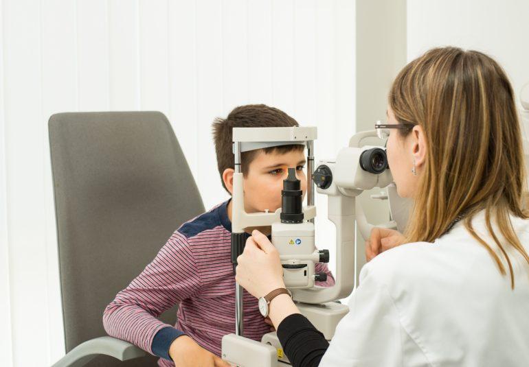 cataracta congenitala
