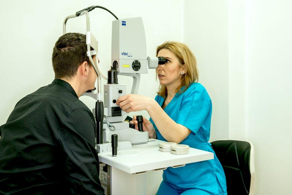 cataracta secundara laser YAG
