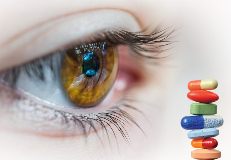 medicament glaucom