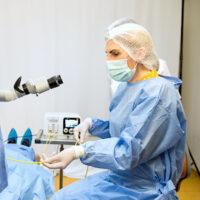 Redeschidem clinica oftalmologica