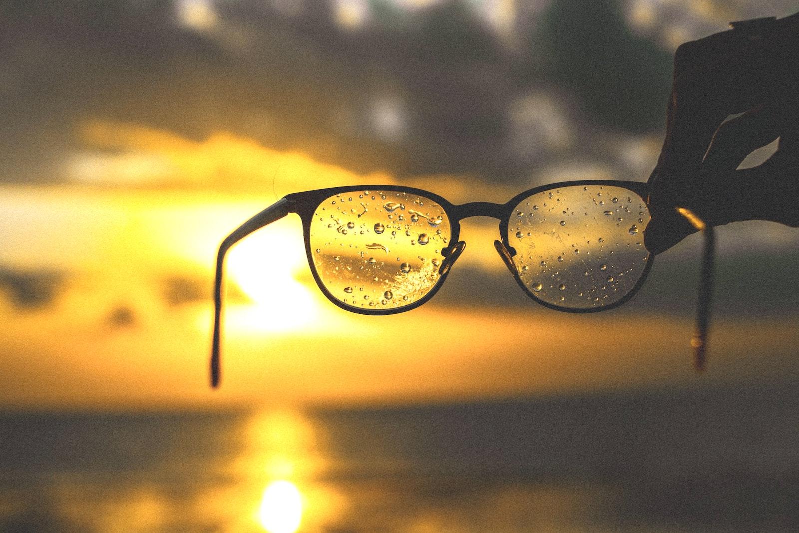 Restaurați vederea dacă nu ați purtat ochelari