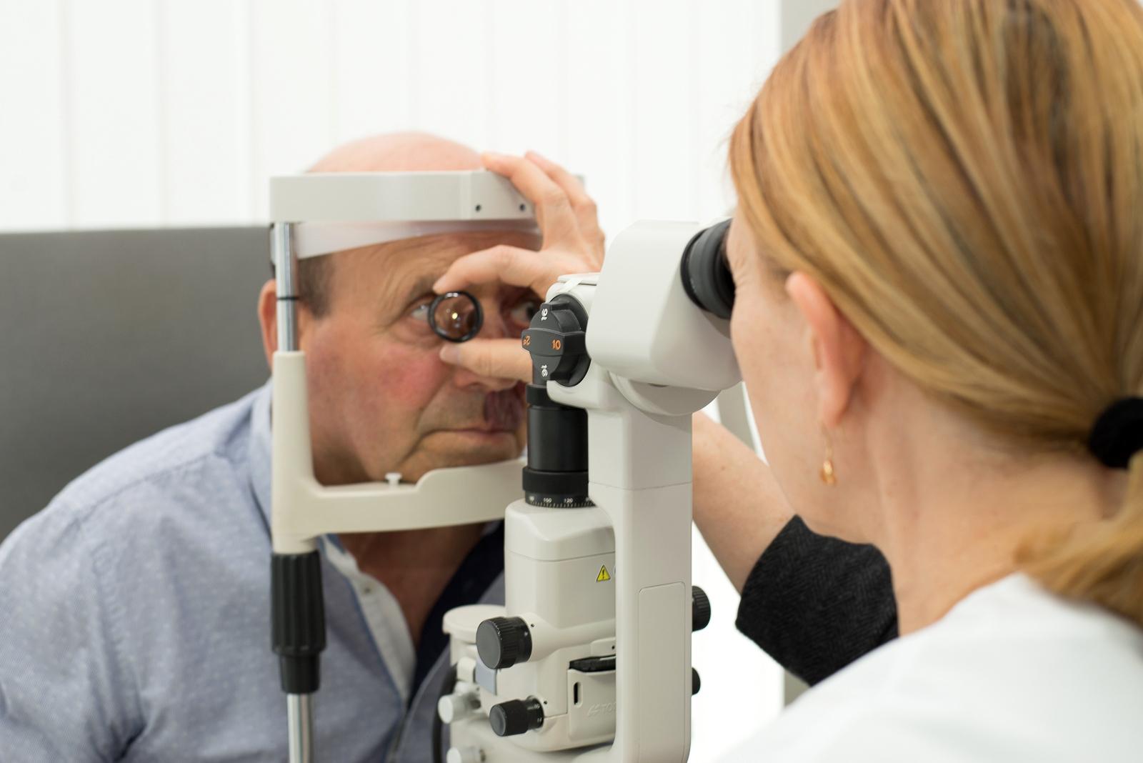 keratita oftalmologie tehnica examinării vederii